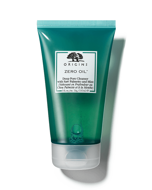 Deep Pore Cleanser With Saw Palmetto & Mint by Origins