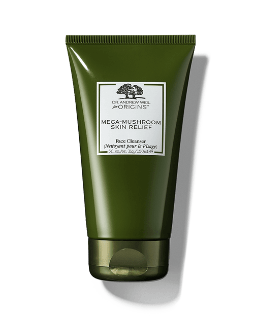 Ginger organic facial cleanser are